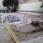 Maçonnerie piscine marseille villa - 1